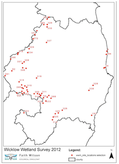 WWS2012 Survey sites